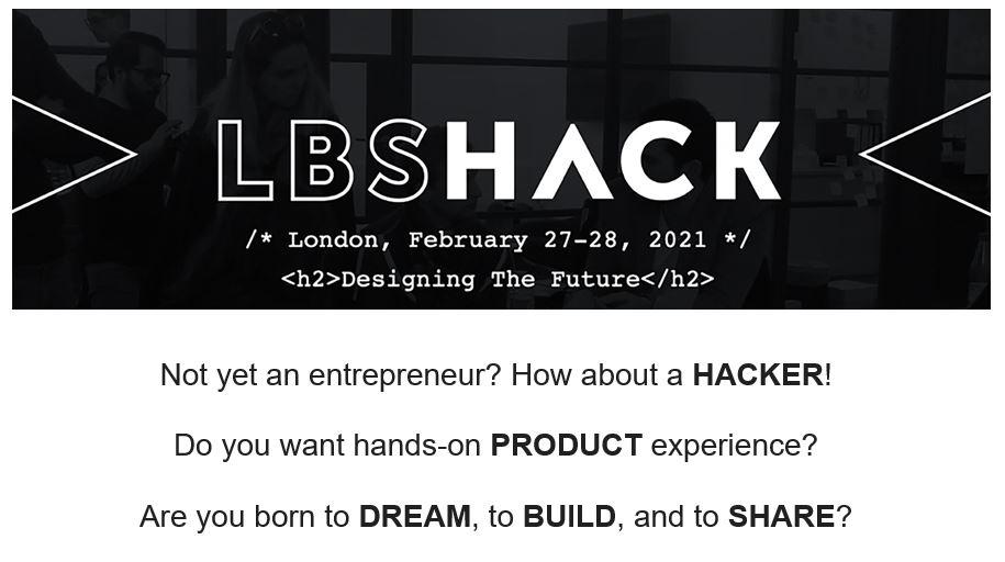Our hackathon marketing